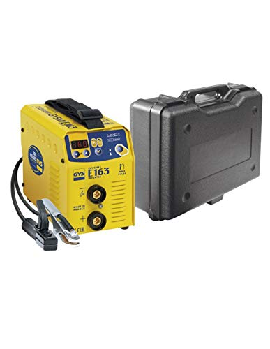 Poste à souder MMA Inverter GYSMI E163 avec valise - 036635 - GYS