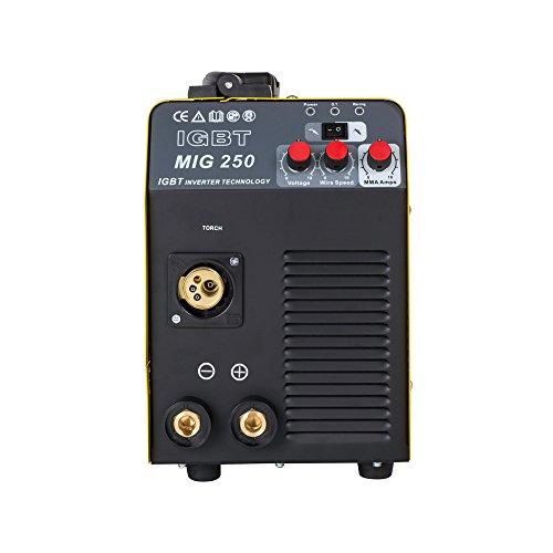 Poste à souder MIG/MAG/MMA 250 A (sans GAZ) + 1 kg de fil fourré à souder Ø 0,9m GRATUIT