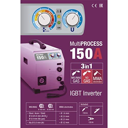 GYS 032248 EASYMIG 150 Machine à souder 230 V